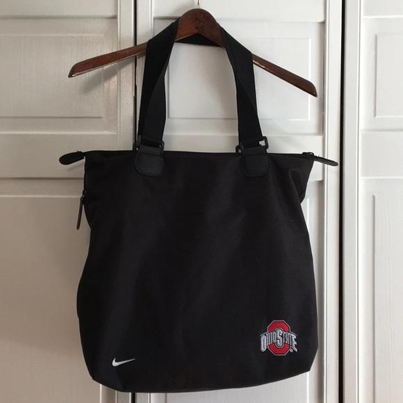 63b5cb43e5dd Nike The Ohio State University OSU Tote Bag. M 5b5224258158b5b9bb5d370b
